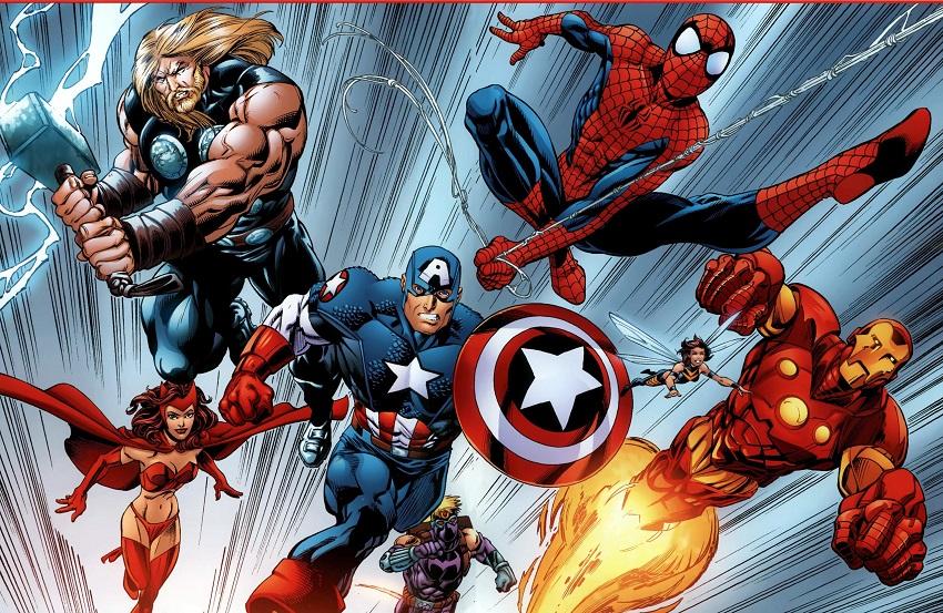 《復仇者聯盟2》遜掉了,漫威終於揭露《美國隊長3》更誇張的超強卡司!