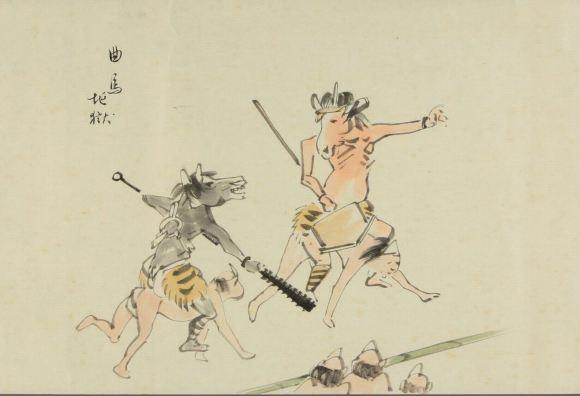 這13張來自明治時期的「地獄示意圖」讓人看了不但不害怕,反而還會覺得超萌的啊?!