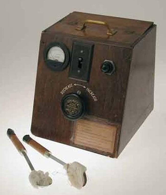 Defibrillators have come a long way.