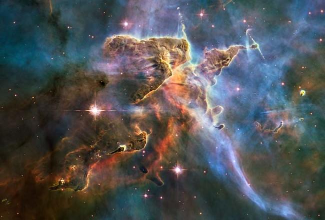 15張看完後會讓你重新認識這個世界的太空奧妙照片。