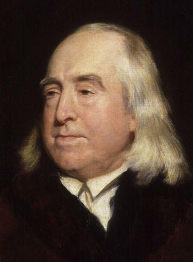 During his life, Bentham was a renowned philosopher, jurist, and social reformer.