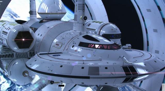 NASA研究出了一新型的超光速引擎,只要4小時就可以到達月球了!