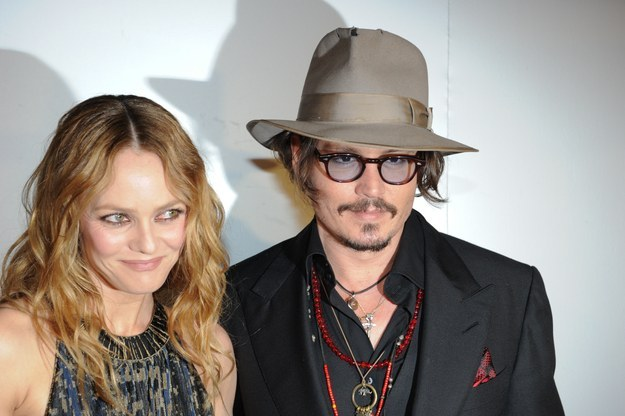 But before Amber, there was Vanessa. Vanessa Paradis, that is.