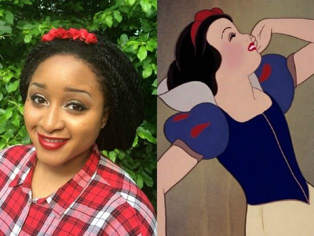 這名女大生以辮髮演繹出迪士尼公主的各個造型,但她的自信背後卻傳達出更重要的訊息!