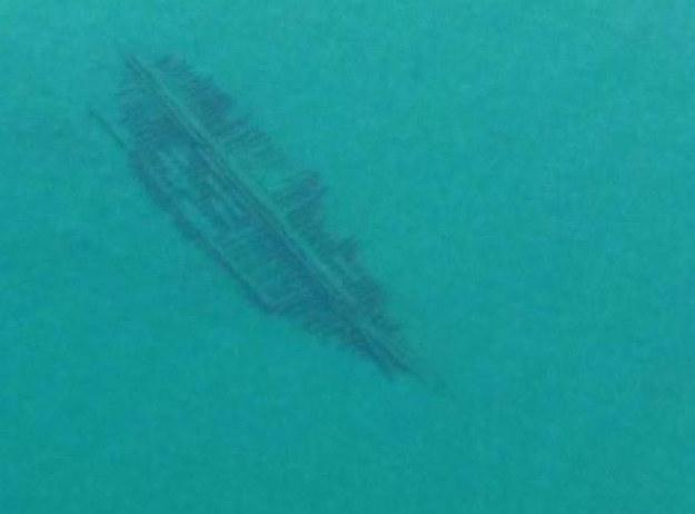 巡邏員竟在美國密西根湖底找到了潛藏100多年不為人知的秘密!
