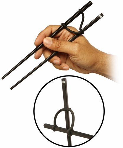 These chopsticks that will make you a sushi ninja.