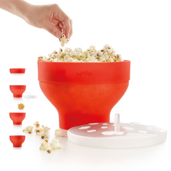 joie microwave popcorn maker instructions