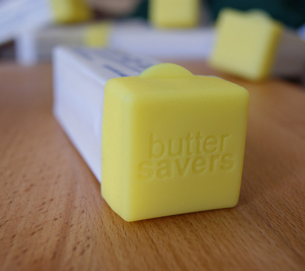 Butter end caps.