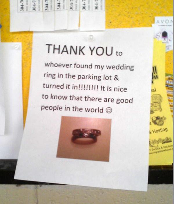 Parking lot hawks like this: