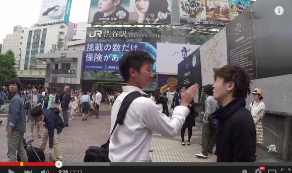 「免費抱抱」不稀奇,在日本居然出現「免費呼巴掌」,打太小力還會被要求重打...