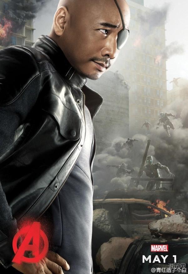 如果《復仇者聯盟2》英雄全換成亞洲人,結果可能會比原版還要精采!