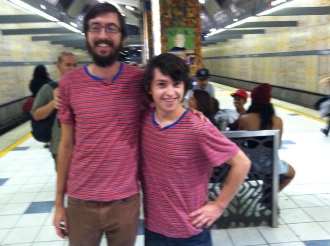 19個一生中不可能發生兩次的誇張巧合,看完以後我決定每天都要穿同一件衣服!