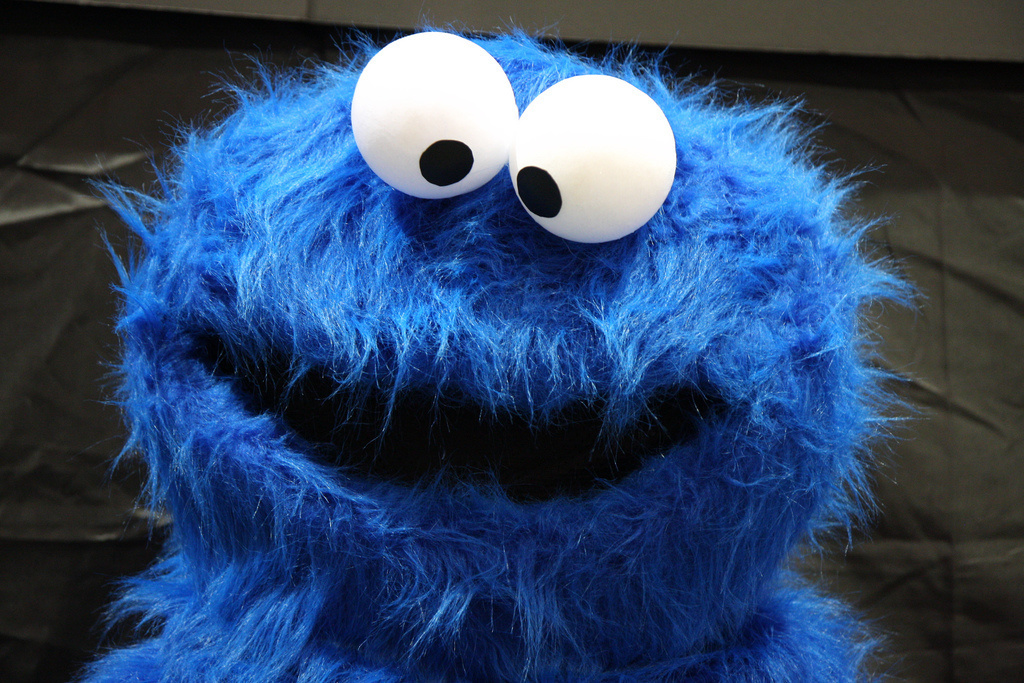 """The Cookie Monster's real name is """"Sid."""""""