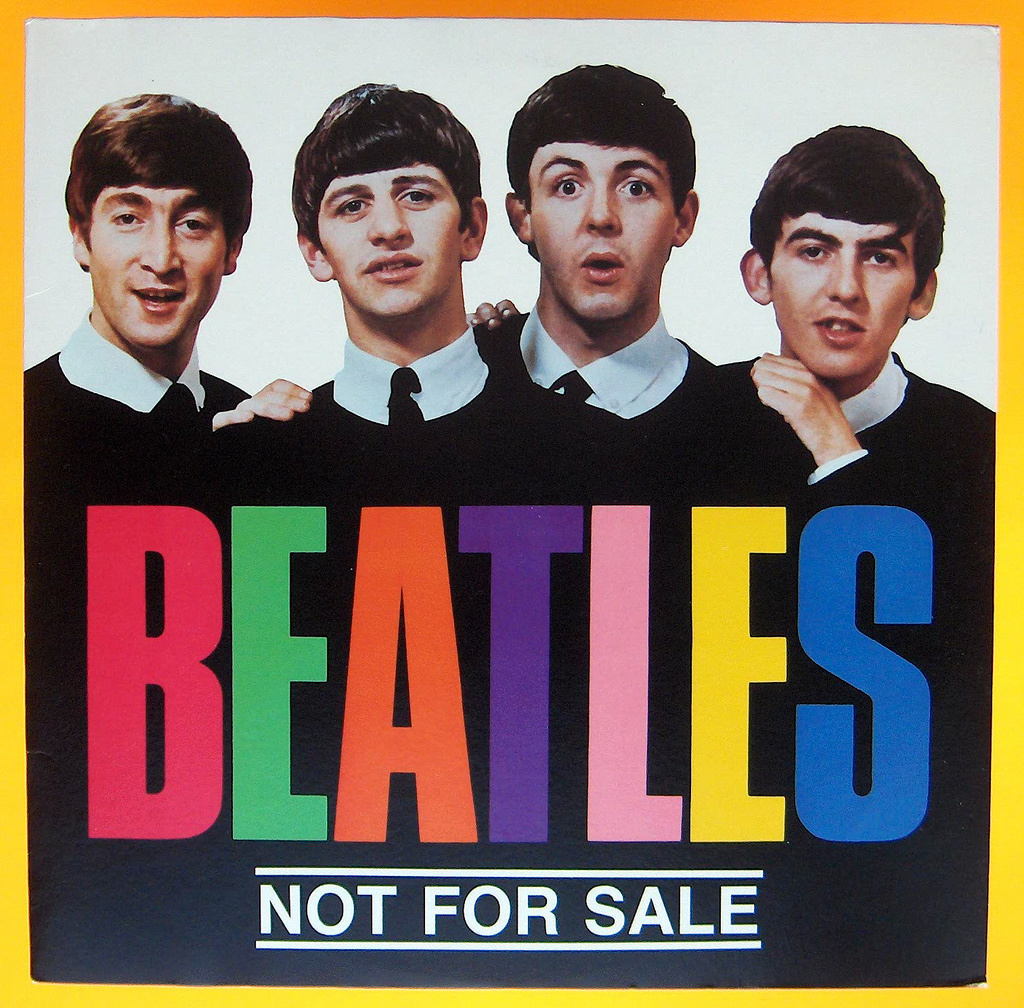 Even though it was in their 1965 contract, the Beatles refused to play to a segregated audience.