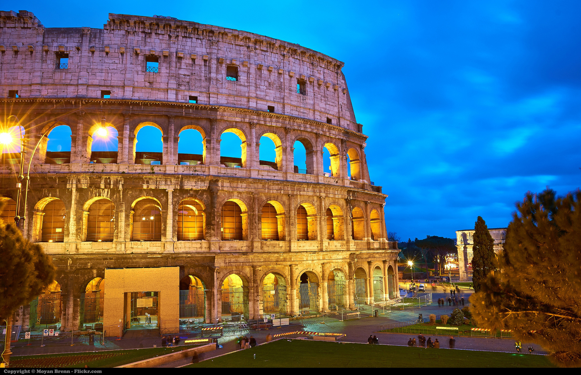 There is a city called Rome on every continent.