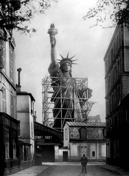 26張罕見的歷史老照片讓你看到世界真的改變太多了!繫好安全帶準備搭時光機重回當時吧!