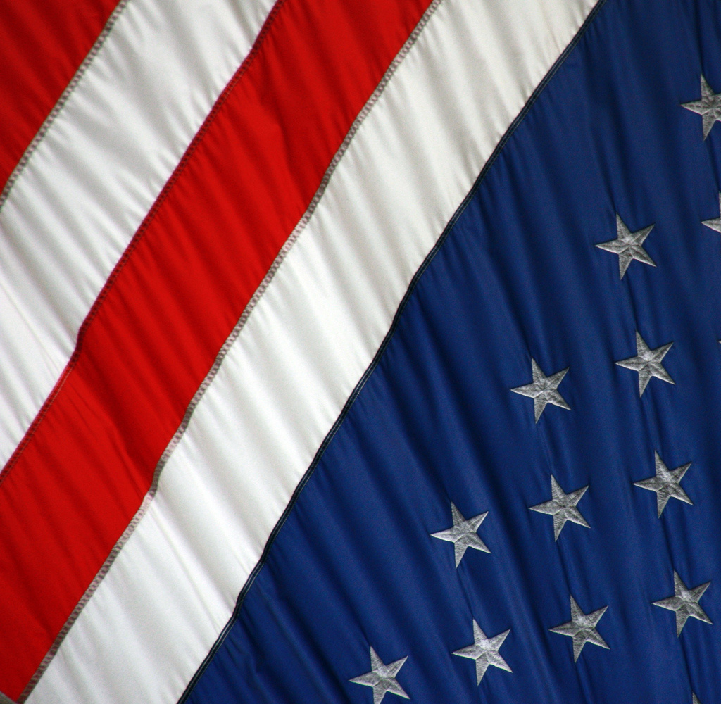 The current US flag was designed by high schooler Robert Heft as part of a school project. He initially got a B- on the project, but when his design was chosen for the country, his teacher gave him an A.