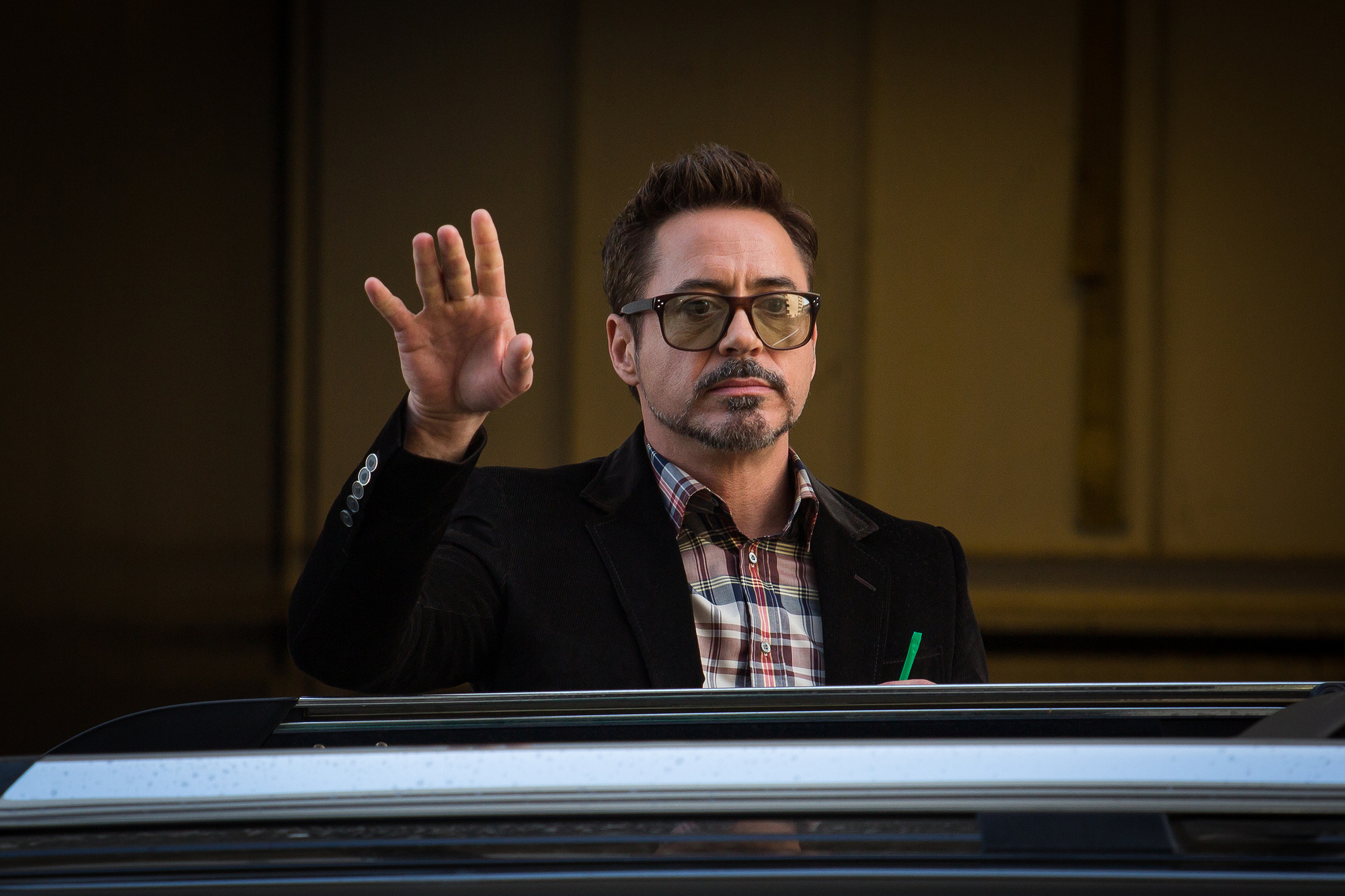 Robert Downey Jr. credits Burger King for getting him off drugs: Apparently, he ate a burger that was so nasty, it made him rethink his life choices and throw all of his drugs into the ocean.