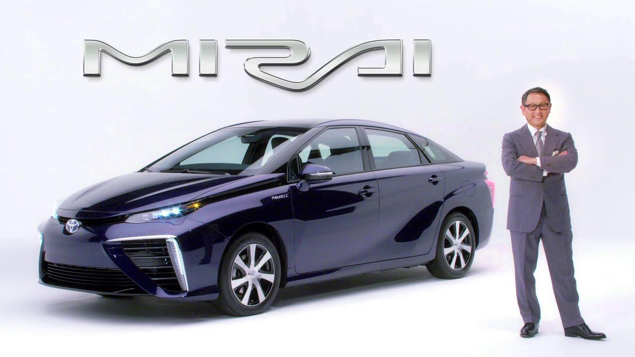 即將要推出的這台汽車不再使用石油驅動,而是用最新科技把「氫氣」當作燃料呢!