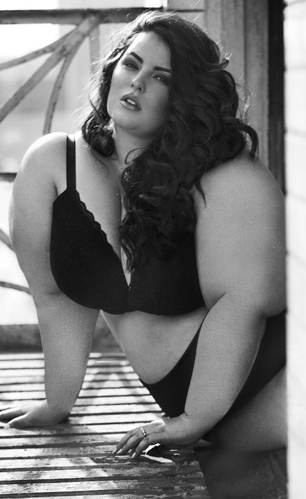 小時候同學都霸凌她說她太胖不可能成為模特兒,但現在他們全都閉嘴了!