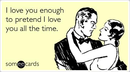 15個誠實到超爆笑的情侶卡片,會讓你的另一半知道你在他身邊放屁是因為愛他。