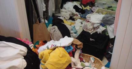 很多家長都對小孩亂七八糟的衣櫃束手無策,但這位媽媽卻做了有史以來最酷的事!
