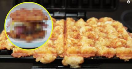 這是全世界最美味的漢堡製作過程,但光看可能就會讓你直接胖個2公斤!