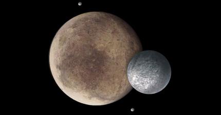 太空探測船花9年飛行48億公里後,終於能讓我們看到最遙遠行星「冥王星的真面目」了!