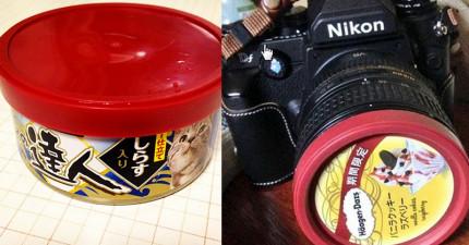 吃完哈根達斯冰淇淋別丟盒子,因為有網友發現到有這12個無敵妙用!