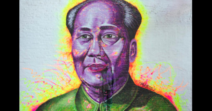 20張中國藝術家「消失在背景裡」的照片,你可能要多看幾眼才能看到他在哪裡!