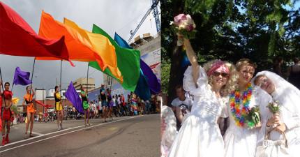 看過這11個國家同性婚姻合法化後接踵而來的災難,美國的未來完全不看好啊!