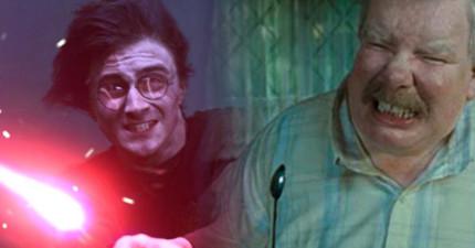 J.K.羅琳終於揭露:為什麼威農姨丈這麼討厭哈利波特?!