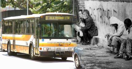 在你看到夏威夷決定對這70輛淘汰的老舊公車做的事情後,你也會希望自家政府也能夠效彷!