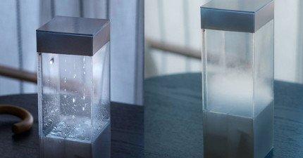 這個盒子裡會下雨?!以後可能你家也會有一個...因為真的太好用了!