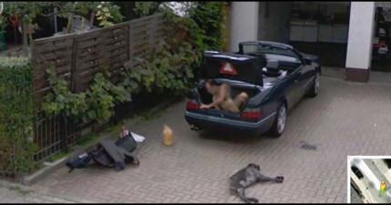 15個從Google地圖街景上發現的爆笑畫面,這樣會害人以後不敢出門啦!