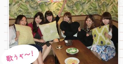 日本推出「女子專用卡拉OK」,不僅有按摩,更有超棒的周邊服務啊!