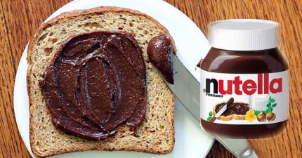 愛吃Nutella巧克力醬不用花錢買,教你在家3分鐘就簡單做出來!