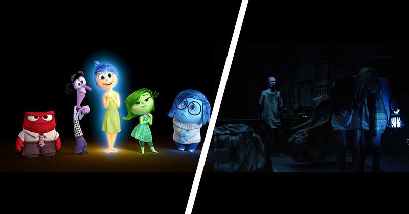 這些父母帶小孩去看最新的兒童卡通電影,結果員工放錯影片讓所有小孩嚇得哭爆!