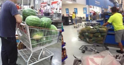 16張照片證明:考卷那些誇張的數學題目「小明買了25顆鳳梨請問他...」原來都是真人真事!