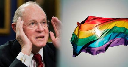 美國最高法院大法官「合法化同性戀婚姻時說的最後一句話」,真的說到我的心坎裡啊!