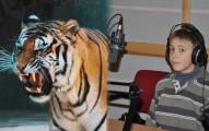 他們請小朋友幫動物配音,聽完後我覺得全世界所有動物都應該有這樣的聲音!