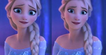 如果把迪士尼公主都變得超「路人」,我們就能更懂得擁抱真實的自己。