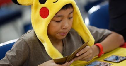 因為兒子沉迷「神奇寶貝」電玩,這位日本爸爸居然開始強迫兒子一定要每天玩,而且要交報告?!