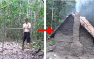 如果有天世界末日到來要到山裡才能生存的話,看過這支影片的人生存機率會高很多!