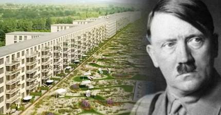 希特勒原本想把這裡變成度假村的,但現在你能代替他享受這5星級的生活了!