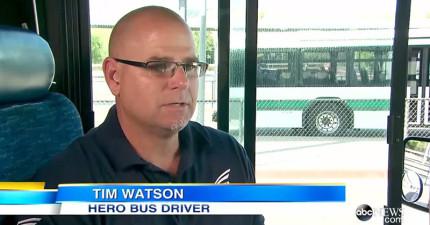 這位司機發現乘客是綁架男童的歹徒,於是他說了最天才的「一句話」就解救了男童並逮捕犯人!