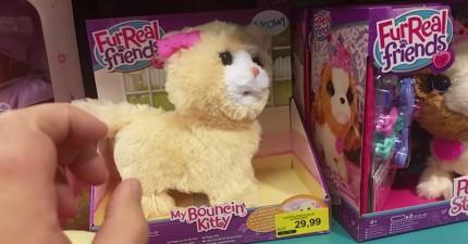 不要亂摸這個玩具...因為這有可能是全世界最恐怖的「地獄玩偶」。