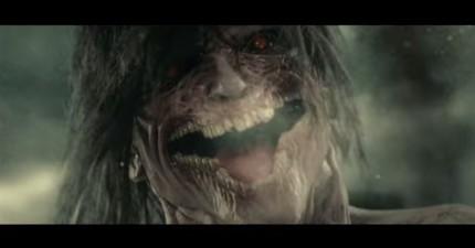 這段最新釋出的《進擊的巨人》電影預告,機動裝置的精采片段出現了!