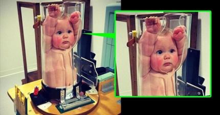 醫院清潔工上傳的這張照片讓網友罵翻,但之後網友發現到真相時都覺得太沒見識了!