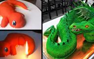 20個讓你恨不得趕快再多老一歲的超美藝術蛋糕!